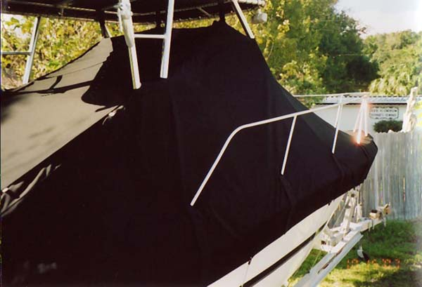 Boat cover sewing kit item